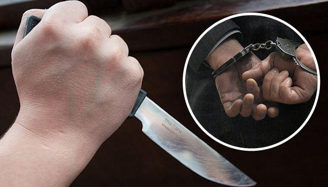 В Днепре злодей искромсал ножом собутыльника - насчитали 12 ударов