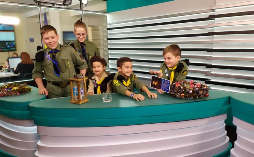 Антивирус. Днепровские дети записали карантинный хит для взрослых