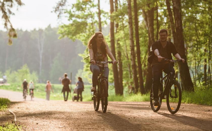 Прогуляться в парках Днепра смогут только работающие люди