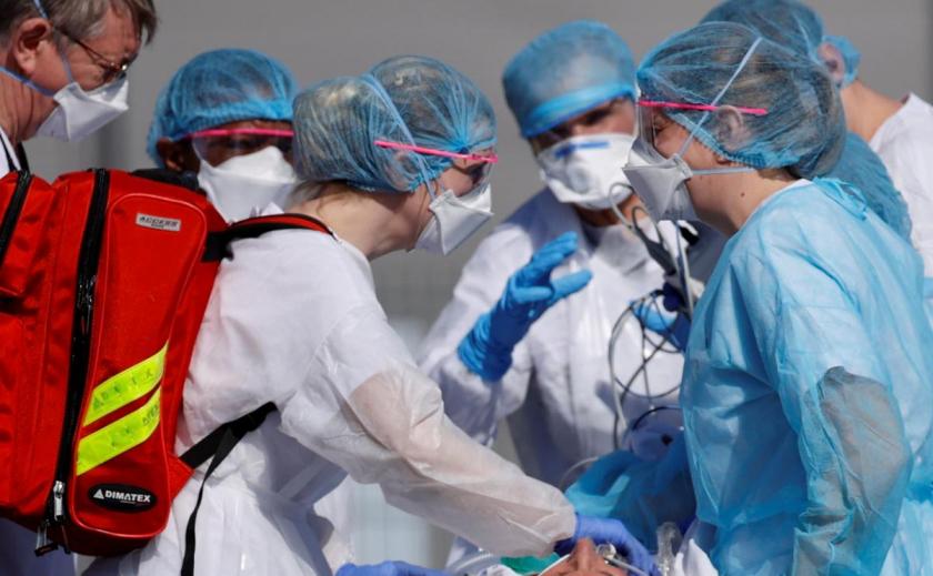 В Испании более 19 тысяч медиков заразились COVID-19