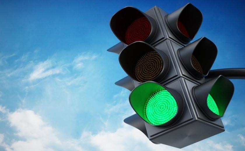 В Павлограде уберут аварийный светофор