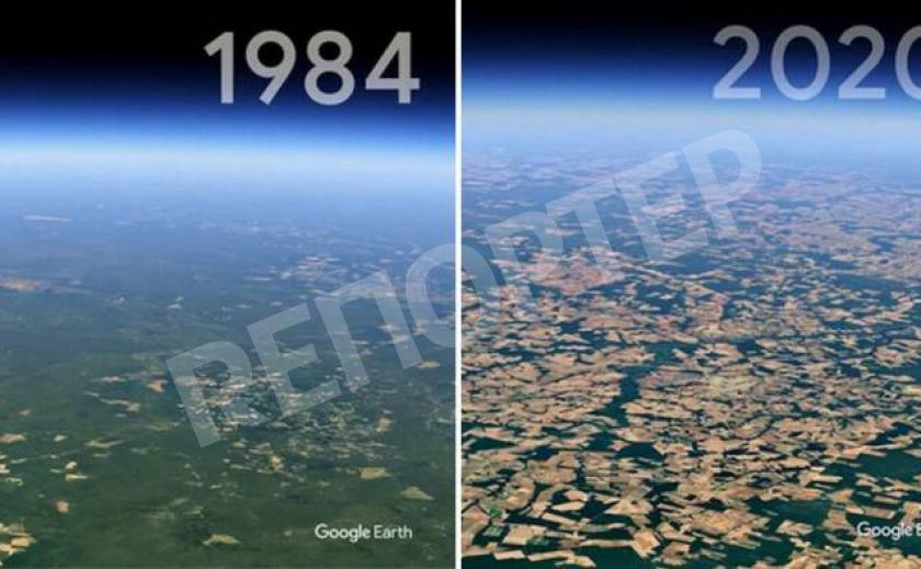 Как изменилась планета за 40 лет
