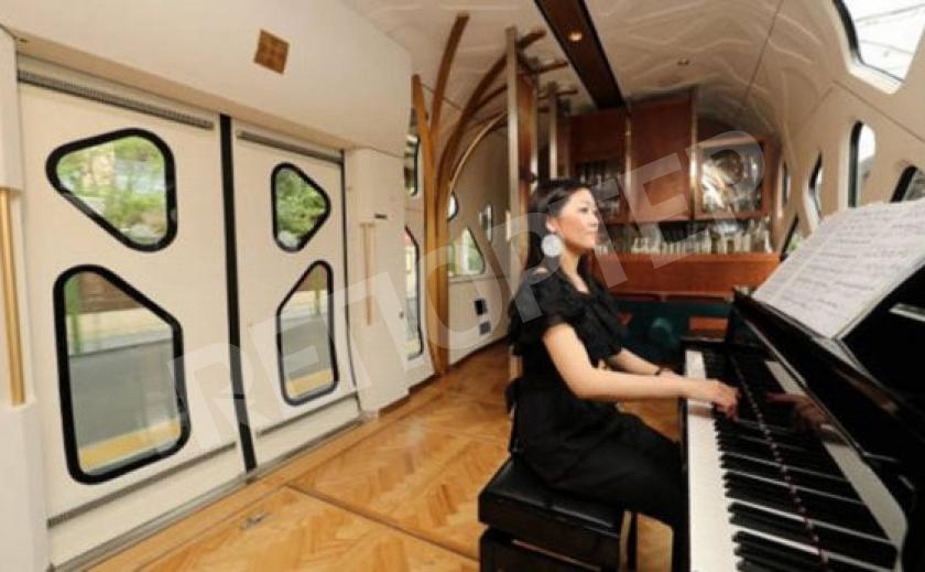 Cамый роскошный поезд в мире