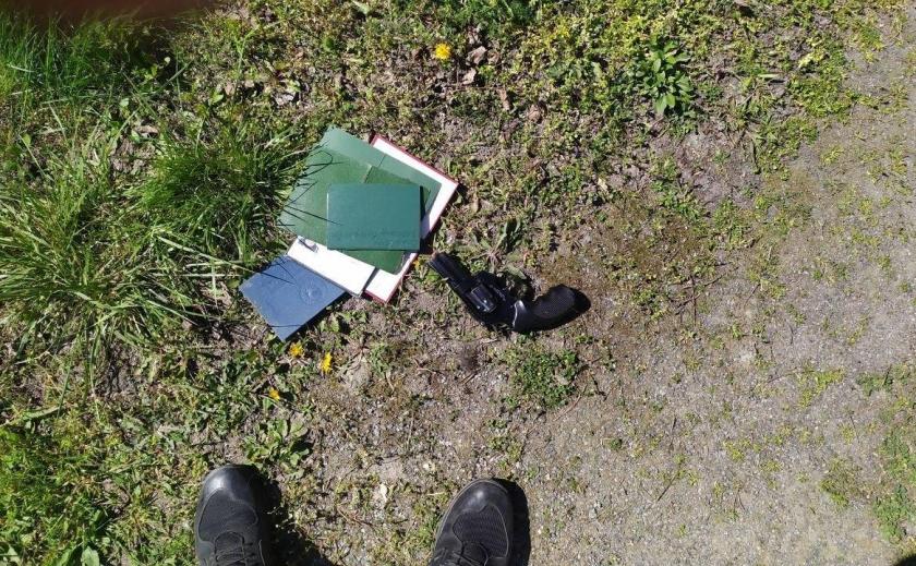 В Днепре на улице Галича псих пытался застрелить жену