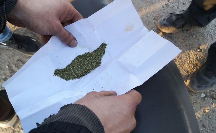 Когда днепровские наркоманы за рулем, полицию это не устраивает