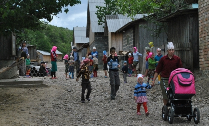 В украинской закрытой секте кашкетников отказались лечиться от коронавируса
