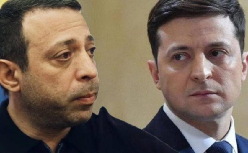 Рейдер и сепаратист из Днепра Корбан обвинил Зеленского в трусости