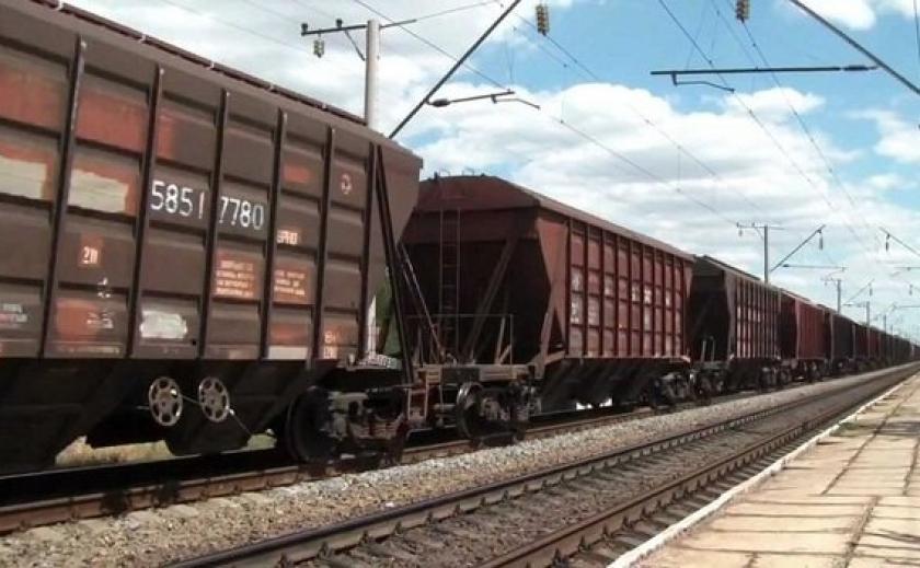 В Запорожье на мужчину наехал грузовой поезд