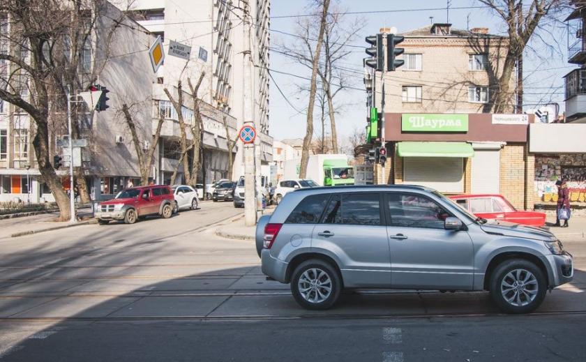 В Днепре на пешеходном переходе сбили женщину ФОТО