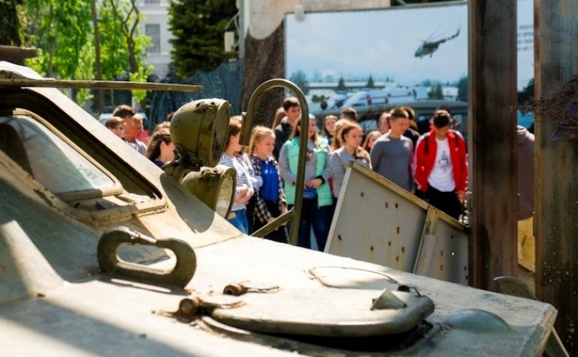 На Днепропетровщине семь тысяч школьников пройдут «Шляхами героїв»
