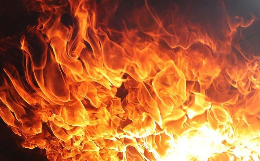 На Днепропетровщине в старой летней кухне сгорел пожилой человек ФОТО