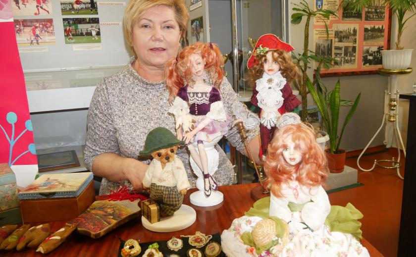 Покровские куклы очаровывают лучше Барби ФОТО