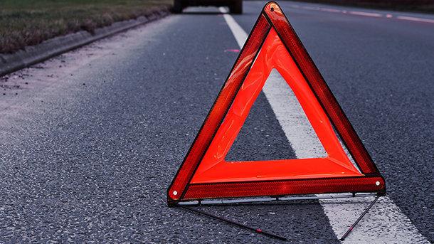 На криворожской трассе в аварии пострадал ребенок