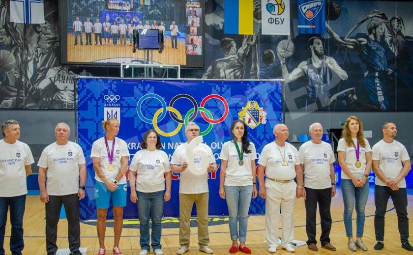 Днепропетровщина присоединилась ко Всеукраинской онлайн-эстафете