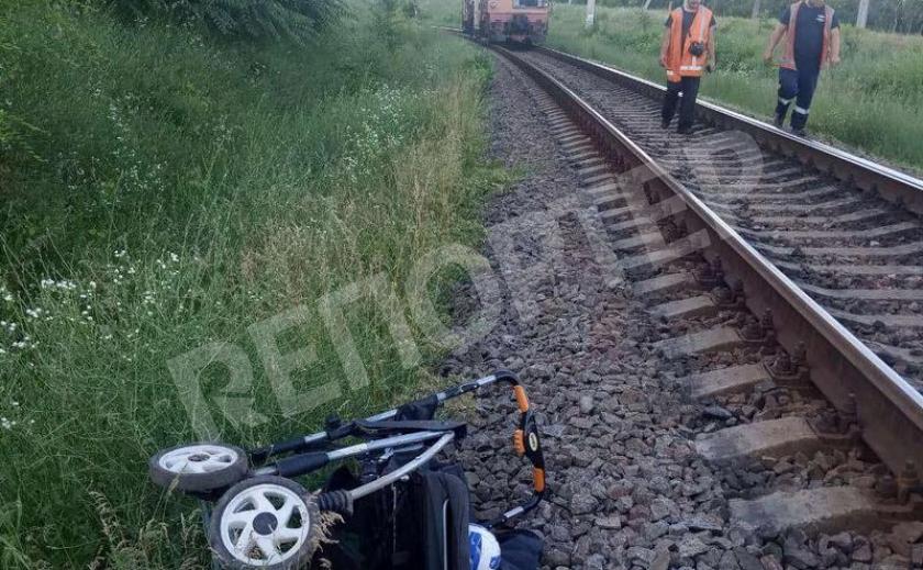 Ребёнок попал под поезд в Днепре. Полиция завела уголовное дело