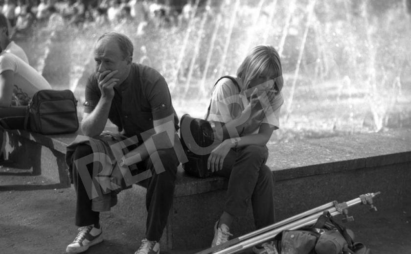 Ни звезд кино, ни фонтана... Скончался Виктор Проскурин, снимавшийся в нашумевшем фильме в Днепропетровске