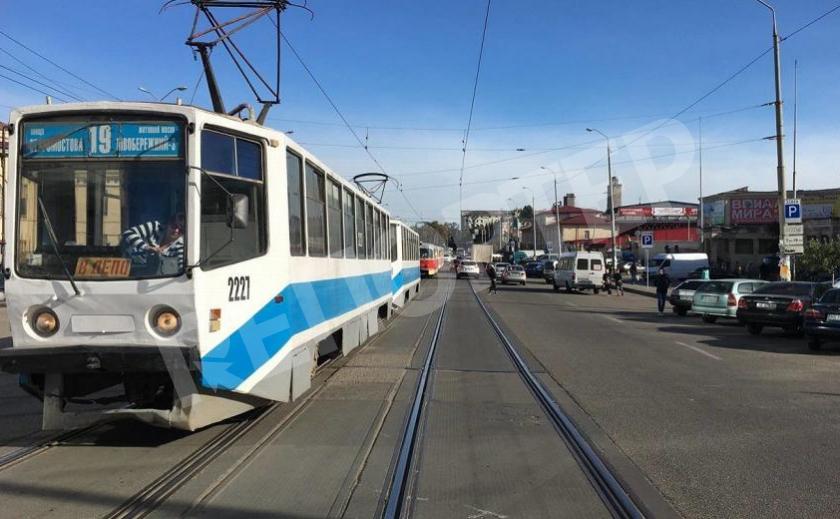 Сегодня четыре днепровских трамвайных маршрута изменят график