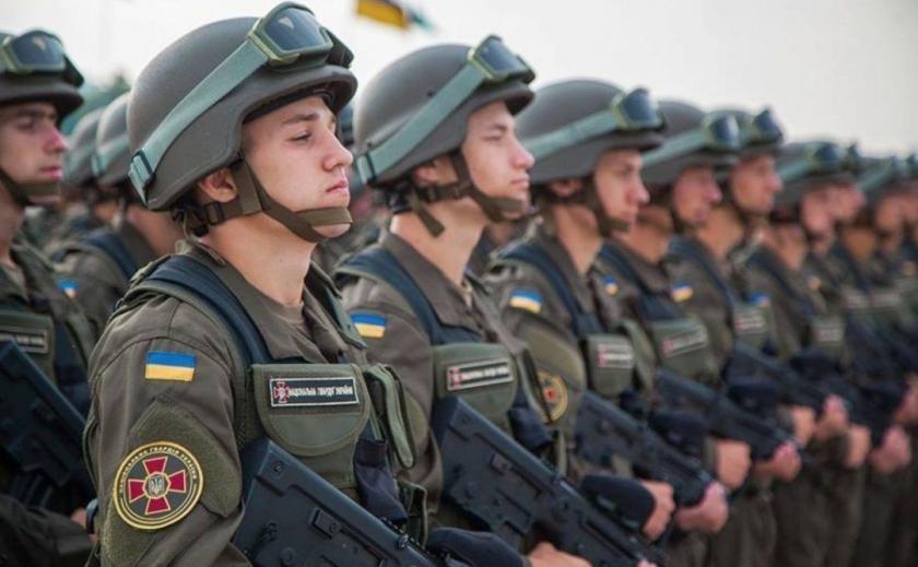 В Украине служба в армии отменяется