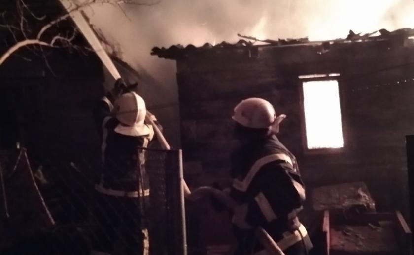 На Днепропетровщине после пожара решают, куда деть сотни килограммов мяса ФОТО