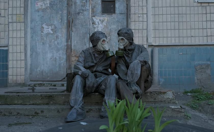 В Днепре сняли поучительный видеоролик про карантин ВИДЕО