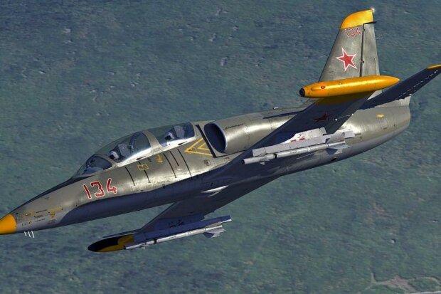 В Крыму разбился российский истребитель